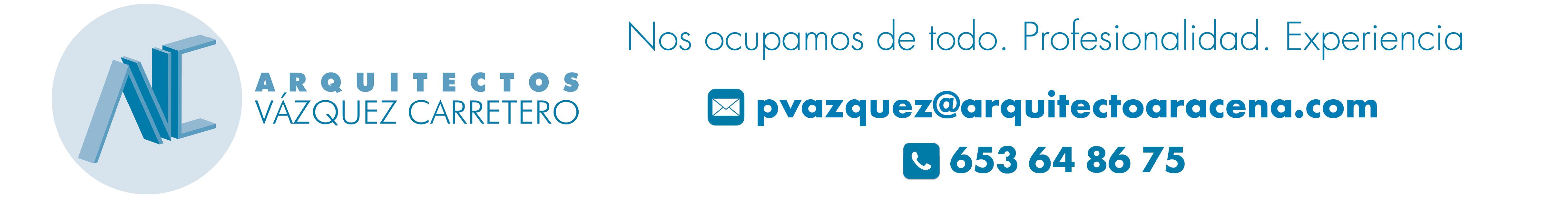 Vázquez Carretero Arquitectos Aracena